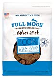 Full Moon All Natural Human Grade Dog Treats, Chicken Fillet, 3 Lb. For Sale