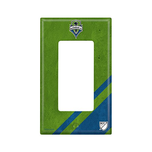 Will Light Switch Covers (Seattle Sounders Single Rocker Light Switch Cover MLS)