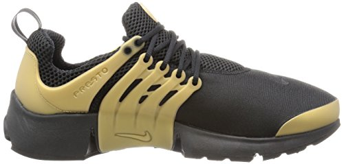 Presto 007 Nike Metallic Essential Air Black Gold Men's TnwZqEp