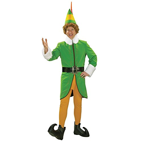 Adult Deluxe Buddy Costume, Large -