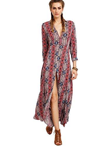 Bohemian Maxi Dresses: Amazon.com