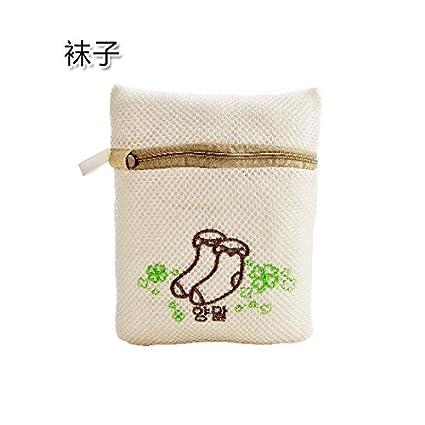 Diseñador de ropa interior ropa interior lavado bolsa bra lavadora ropa lavable bolsos bolsos bolsas de
