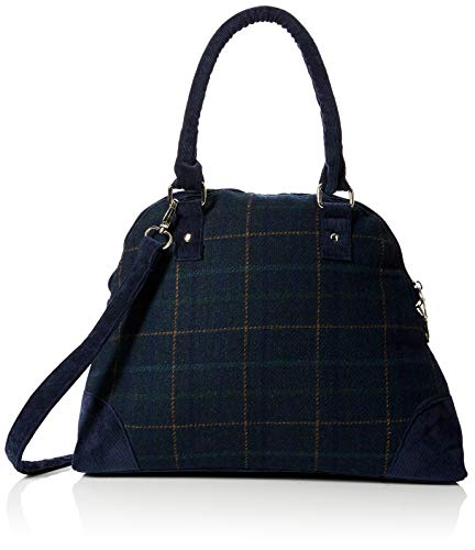 Bolsos Tweedy Mano Browns Check Multi L De 11x27x34 Joe X H Cm Grab navy w Azul Bag Mujer 0xgdwX