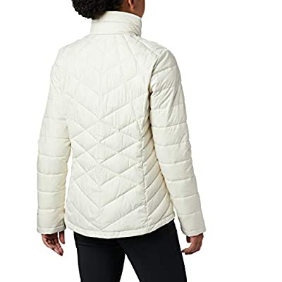 Columbia Women's Heavenly Jacket, Insulated, Water Resistant: Clothing