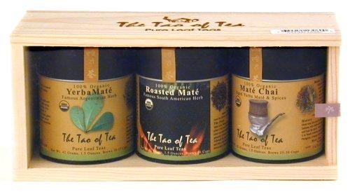 The Tao of Tea Yerba Mate Sampler, 3-Count Box