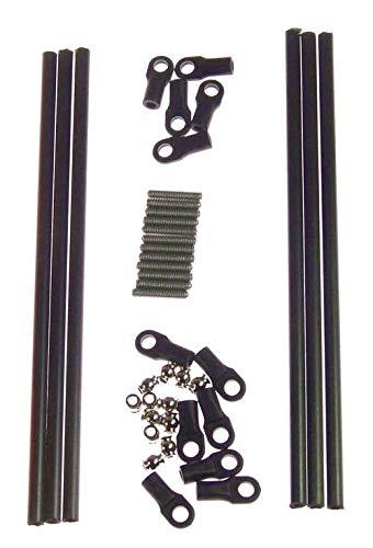 HEASEN Horizon Elephant 6 pcs 200mm Tige Kit 3D Imprimante Tiges Bras Forte MUR-Fait 6 Tiges