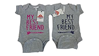 Amazon.com: Boy Girl Twin Outfits - Twin Boy and Girl Baby