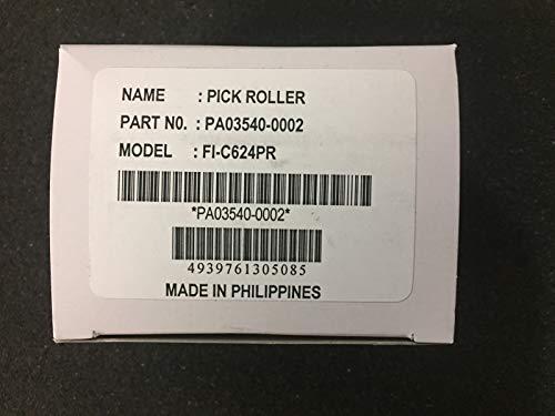 6140C 6240 6230Z 6240C Fujitsu PA03540-0002 Scanner pick roller 6140Z 6140 for fi-6130Z 6240Z by Fujitsu