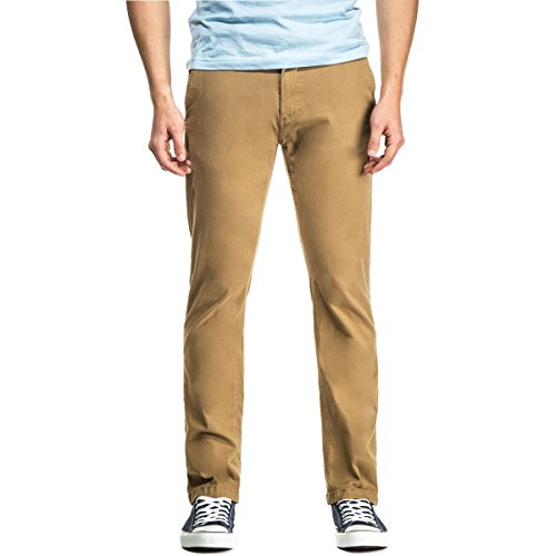 ccs-clipper-straight-fit-mens-chino-pants-with-comfort-stretch-khaki-36-x-32
