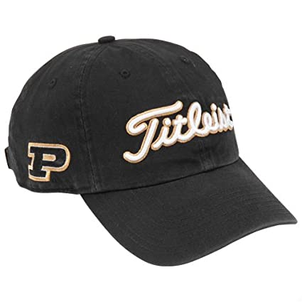 huge selection of 6f2a7 2fcda ... italy titleist ncaa purdue boilermakers hat 0667d 7a939