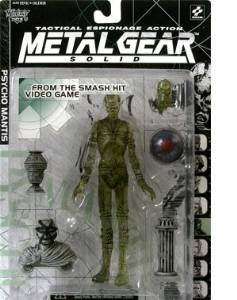 Metal Gear Solid /Psycho Mantis