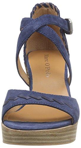 Sandalias Tacón Sandal Denim de High O'Polo Heel Marc ARgnqv5pWA
