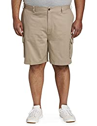 Men's Big & Tall Cargo Short fit by DXL