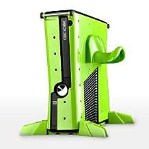 Xbox 360 Slim Vault - Nuclear Green