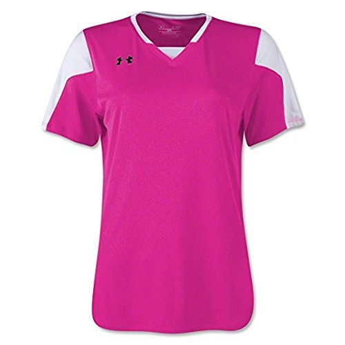 Under Armour Womens Maquina Jersey Pink