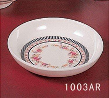 (Thunder Group Asian Melamine Rose Sauce Dish, 3 7/8 inch - 60 per case.)