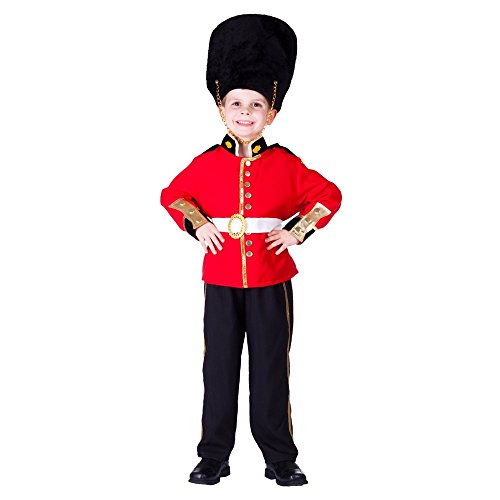 Deluxe Royal Guard Costume Set For Kid's By Dress Up America