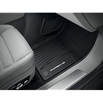 Porsche Panamera 2017+ OEM All Weather Floor Mats