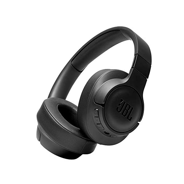 Jbl Tune 750btnc Over Ear Wireless Active Noise Cancelling Headphones With 15 Hours Playtime Black Techbuying In
