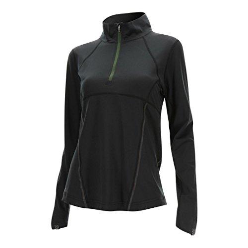 Course Zip Black shirt Pied 4 À 2xu 1 Aw16 Women's T Heatsensor IBfBqP0w