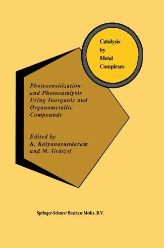 Photosensitization and Photocatalysis Using Inorganic and Organometallic Compounds (Catalysis by Metal Complexes)