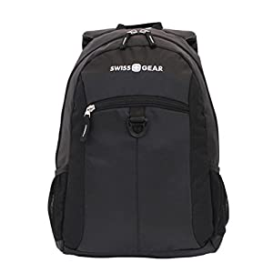 SwissGear(R) Student Backpack For 15in. Laptops, Black