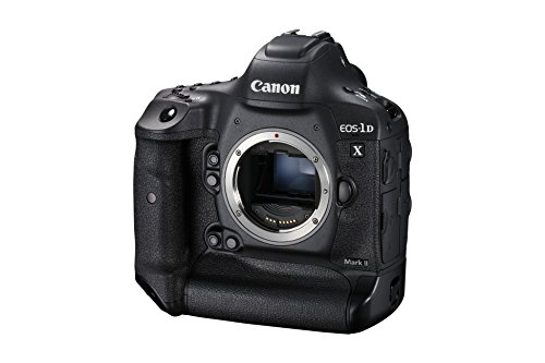 41yc2abvICL - Canon EOS-1DX Mark II DSLR Camera (Body Only)