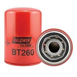 Filter - Hydraulic / Transmission Spin On BT260 AGCO Bobcat Case Case IH 265 1120 235 1140 1130 255 245 John Deere 6600 6602 6622 International 234 AGCO Bobcat Case Ford Massey Ferguson New Holland