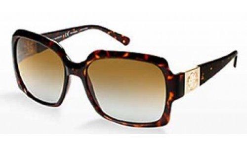 Tory Burch Women's TY9027 Tortoise/Khaki Gradient Sunglasses