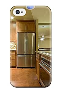 Randall A. Stewart's Shop Hot Iphone 4/4s Neutral Modern Kitchen With Wood Cabinetry Amp Stainless Steel Appliances Tpu Silicone Gel Case Cover. Fits Iphone 4/4s WANGJING JINDA
