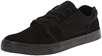 DC Shoes TONIK SHOE 302905 - Zapatillas de ante para hombre, color negro, talla 38