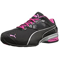 Puma Tazon 6 FM Women's Running Shoes (Black)