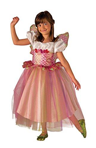 Rubie's Costume Spring Fairy Light Up Costume, (Spring Fairy Child Costume)