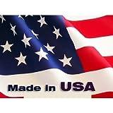 US Art Frames 24x36 Black 1 Inch, Nugget MDF Wood
