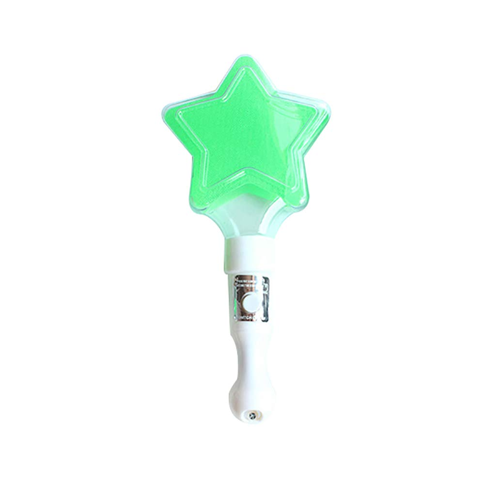 BrawljRORty Toys, Creative Star Glow Light Stick Night Party Performance Decor Kids Toy Props