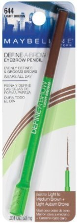Eye Colour Duo Refill - Maybelline Define-A-Brow - Light Brown (2-pack)