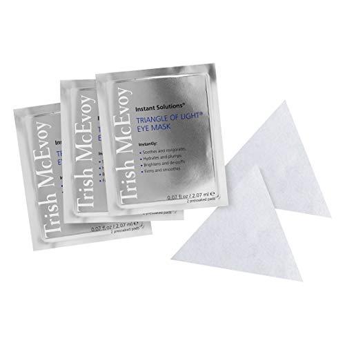 Trish McEvoy Instant Solutions Triangle of Light Eye Mask