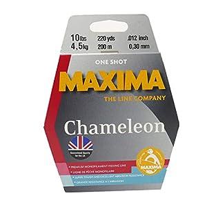 Sunset MAXIMA ONE SHOT 10LB CHAMELEON Brown, 200m