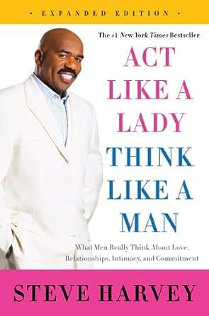 Think like a lady act like a man book