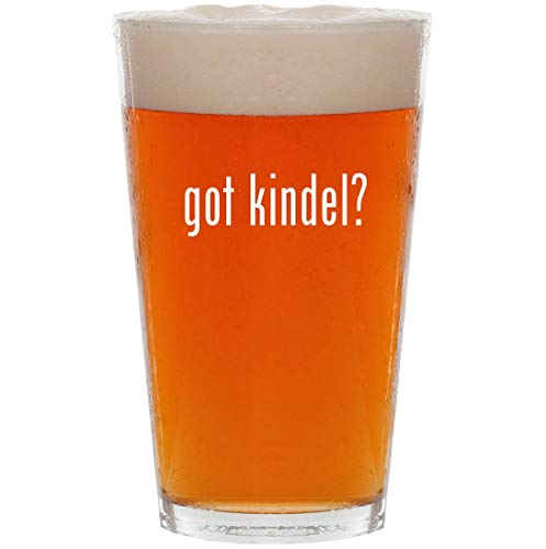 Price comparison product image got kindel - 16oz All Purpose Pint Beer Glass