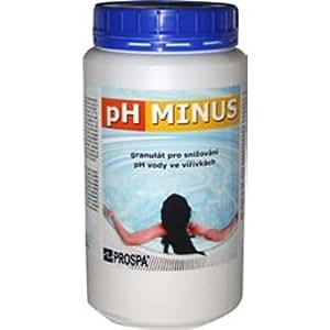 PH Minus 1kg Whirlpool Pro