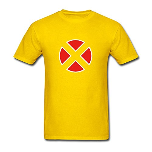 Dotion Men's Static X Band Design T Shirt