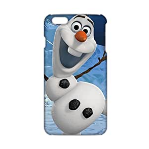 Cool-benz Frozen lovely snow dolldom 3D Phone Case for iPhone 6 plus
