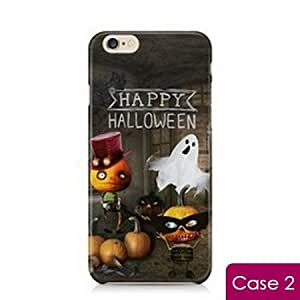 "Spooky Halloween Snap On Hard Phone Skin Cover Case for iPhone 6 and 6S (4.7"") - C2IP6SPO01"