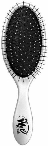 The Wet Hair Brush Pro Select, Silver, 3.5 Ounce