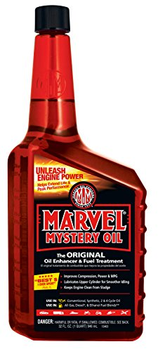 Marvel MM13R Mystery Oil - 32 oz. Economy Motor Support
