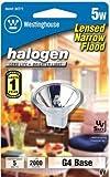 Westinghouse Mr11 Halogen Lamp 5 W Gu4 Base 1-3/8