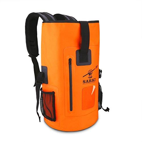 Single Kayak (Orange) - 8