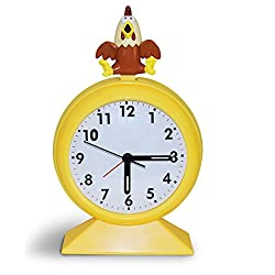 BigMouth Inc Crazy Clucking Chicken Alarm Clock