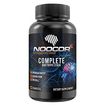 Amazon Com Noocor Complete 14 Nootropics In One Stack Extra